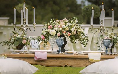 A Glam Picnic & Wedding Style Shoot In Athens