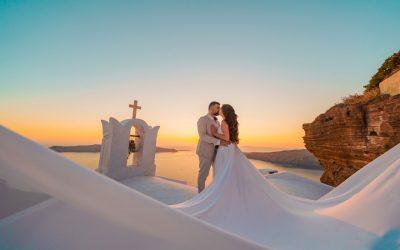 The Best Luxury Proposal Ideas In Santorini