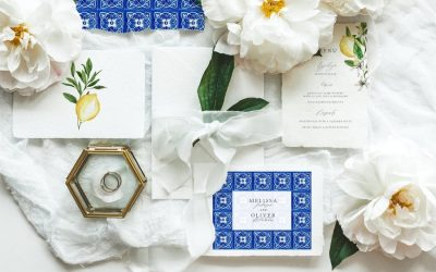 Tips For Designing Your Wedding Stationery & Invitations
