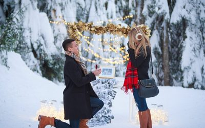 The Most Enchanting Winter Proposal Destinations In Greece