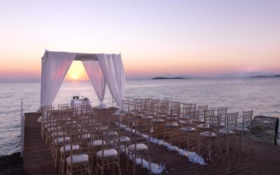 Elegant Wedding Venues On The Athenian Riviera
