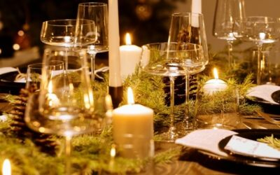 Hosting Your Christmas Dinner Party With Tips From MILI LO