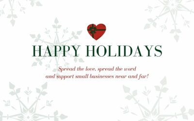Spread The Love & Support Small Businesses This Season